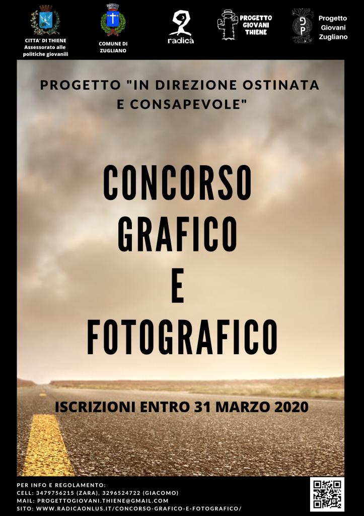 concorso grafico e fotografico