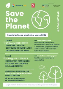 Save the Planet - incontri online
