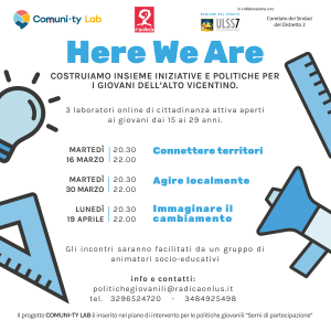 here we are comunity lab